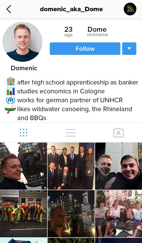 Domenics Profile NG3O NG30