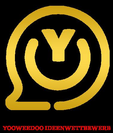 Yooweedoo Logo Preisträger